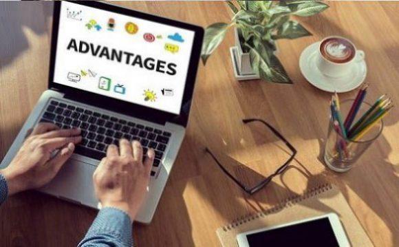Advantages in laptop